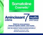 Acheter Somatoline Cosmetic Amaincissant 7 Nuits Crème 400ml à TOULON