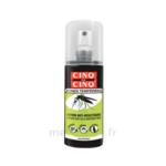 Acheter Cinq sur Cinq Zones Tempérées Lotion anti-moustique 100ml à TOULON